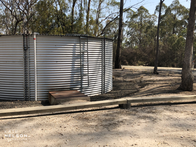 Fire System Details: 2019-20 Fires in Sarsfield East Gippsland